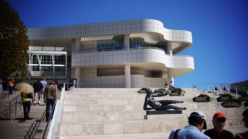 The Getty (by Roca Chang)