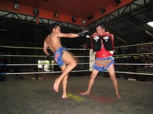 Muay Thai in Chiang Mai, Thailand