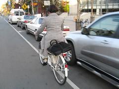 Dutch style bicycle in San Jose