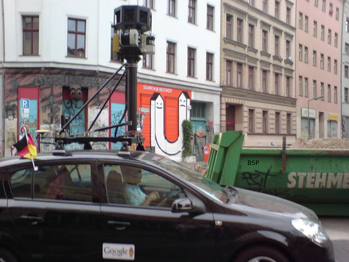 Streetview Berlin