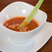 Autumn Brook Gallery: roasted red pepper gazpacho