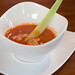 Autumn Brook Gallery: roasted red pepper gazpacho