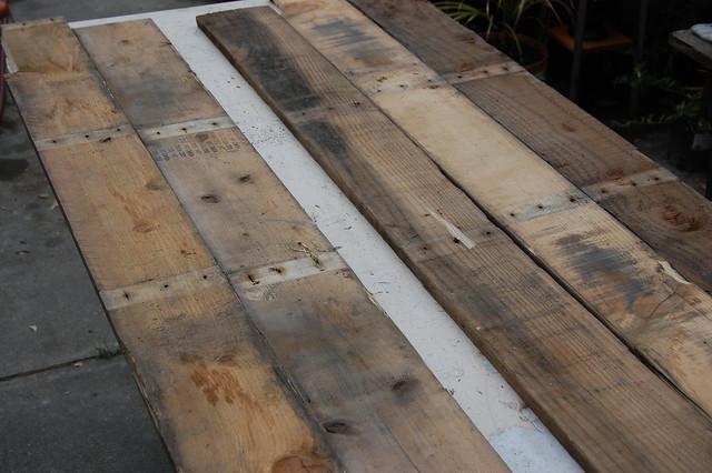 Couple good planks.