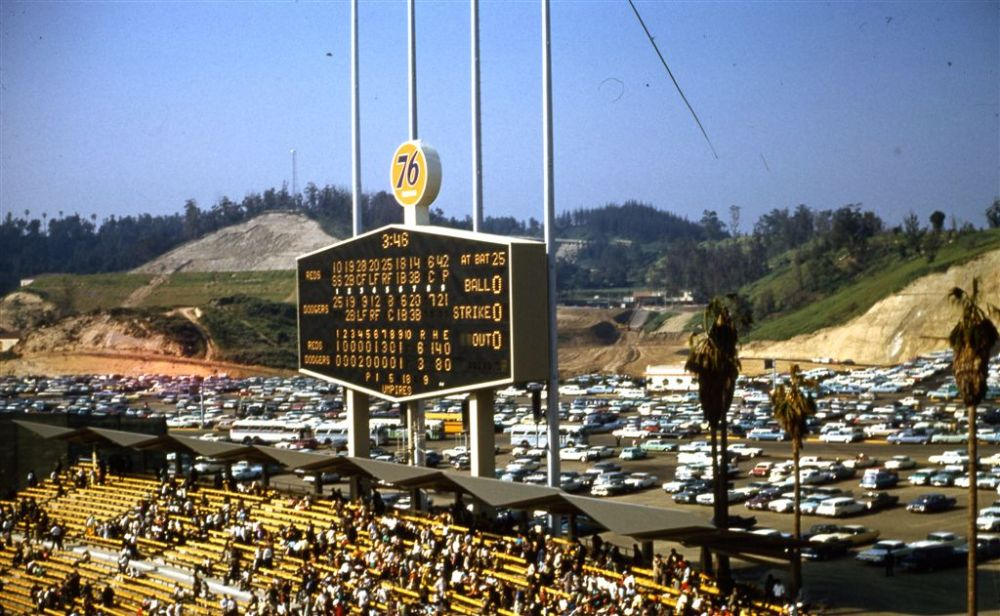 Dodger Stadium Turns 50 (6/6)