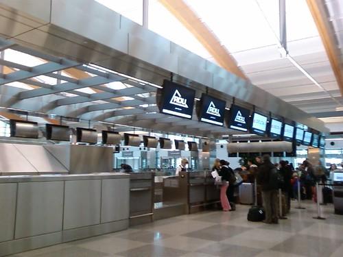 Terminal 2, RDU