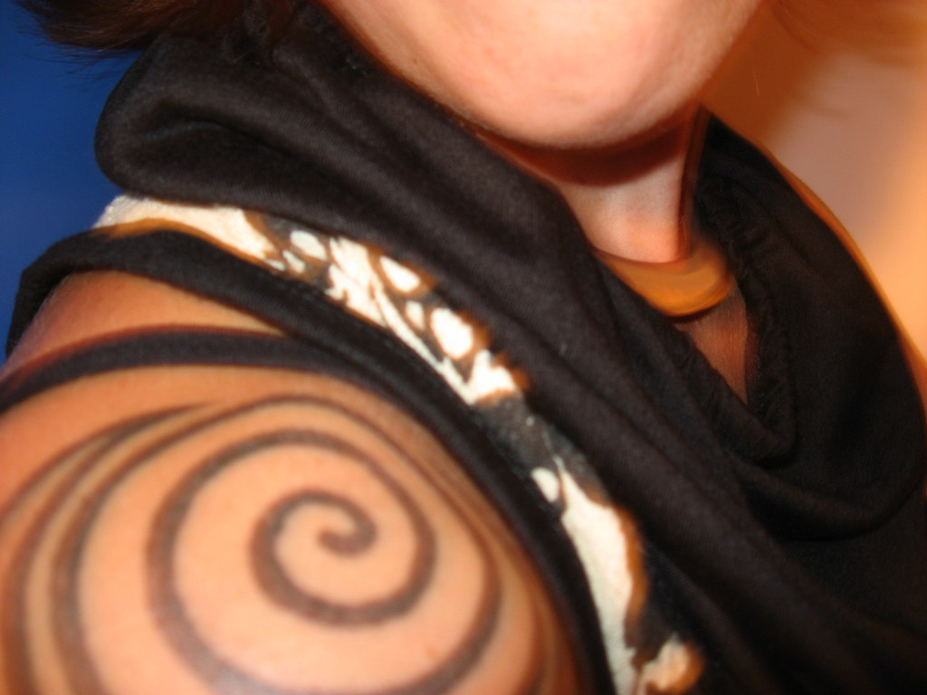 Tatuaggio Specchio The World 39s Best Photos Of Spirale And Tatuaggio Flickr