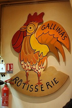 gallina's