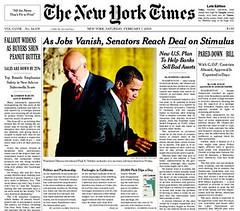 Stimulus Bill Compromise...