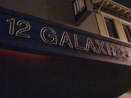 12 Galaxies, San Francisco