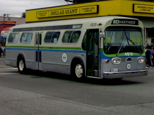 April 2011 transit service changes - they're massive!