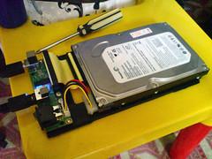 My old hard drive