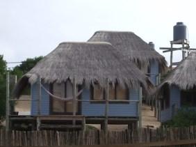 Cabanas en Punta del Diablo, Uruguay