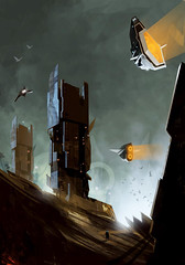 Outpost by sketchboook