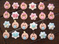 Baby Shower Cupcake Toppers | Best Baby Decoration