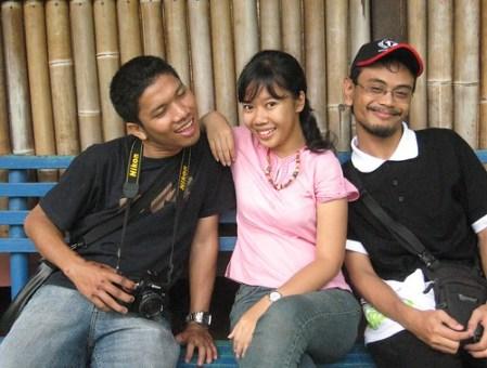 Blogger Banci Kamera