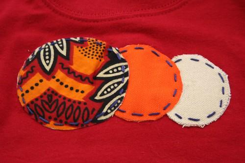 African onesie