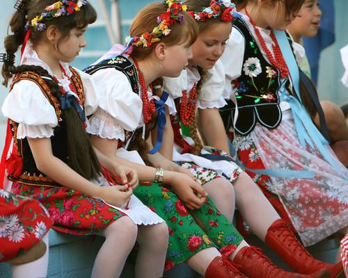 Polish Dancer Girls