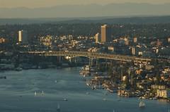 Vue sur Seattle 1
