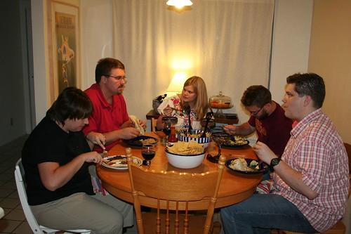 Community Dinner August