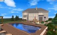 Algonquin IL inground pool transformation   Signature ...