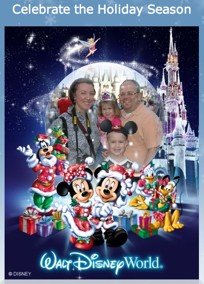 Playing with Disney pictures
