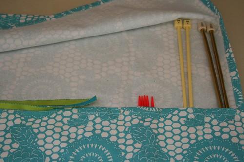 COAK: knitting roll