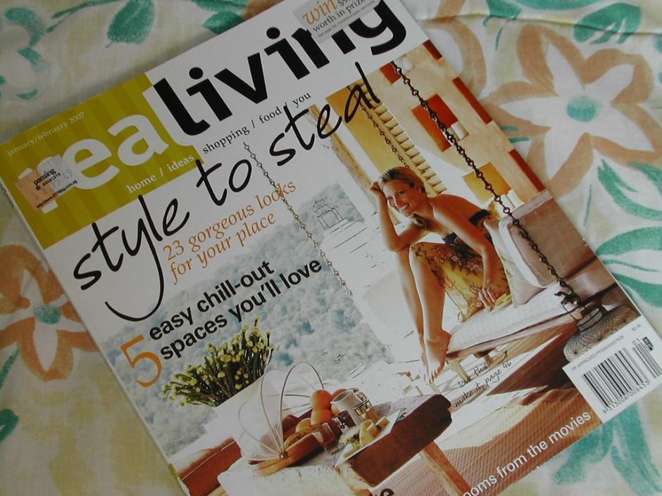 Australian Design Magazines {obsessed!}