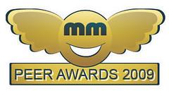 Mobile Peer Awards Logo