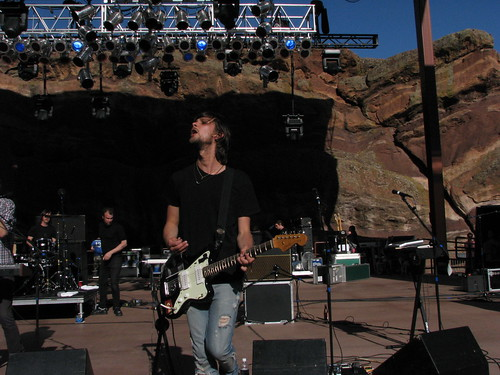 Cut Copy, Monolith Festival, Red Rocks 09/12/08