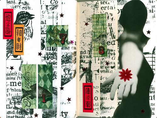 moleskine collage 26007