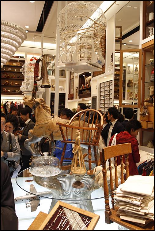 2010.04.27 Pass The Baton Omotesando Store Opening Party 30