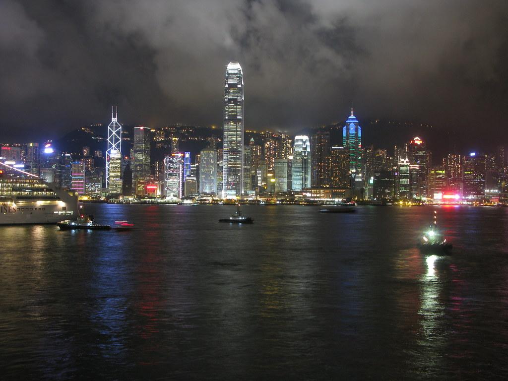 Lamborghini 3d Live Wallpaper Wallpaper Pemandangan Hongkong