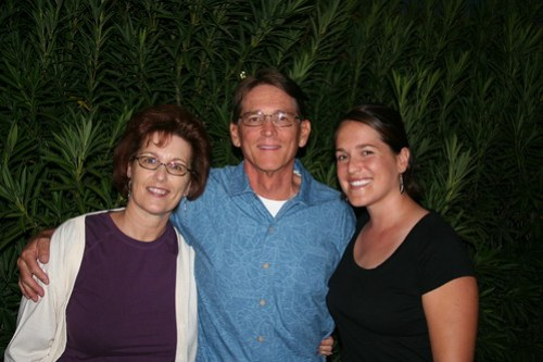 La mama, el papi y mi