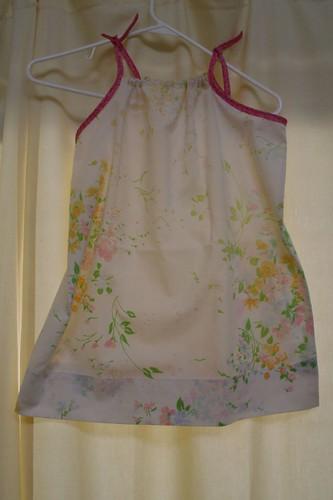 Pillowcase dress #1.