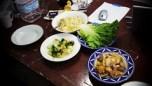 雞肉+炒飯 (by 張家振)