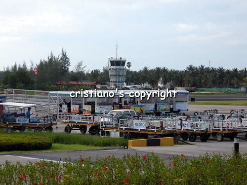 Arrivals - Koh Samui, Thailand