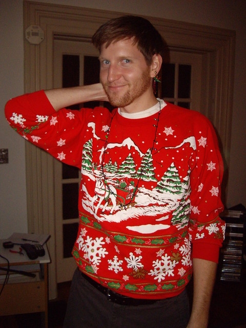 Ugly Sweater Christmas Party (2)