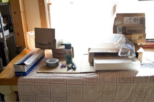 DIY Solar Oven