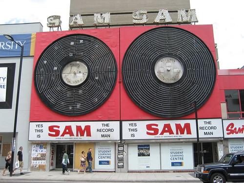 Sam the Record Man
