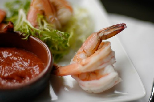 shrimp cocktail I