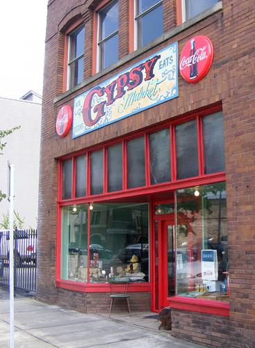 Gypsy Market - downtown Birmingham