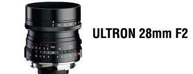 CV Ultron 28mm F2