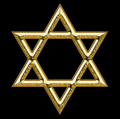 Star of David, computer generated image - Png file, Attention only the maximum original size is in png format