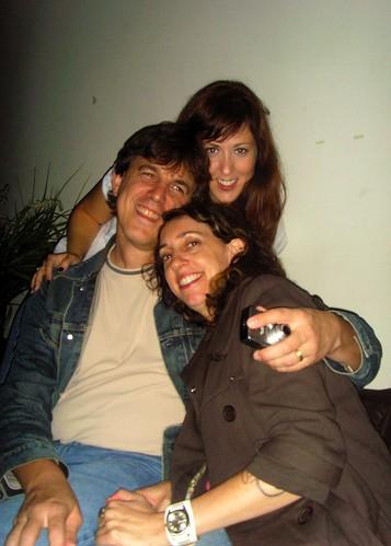 Mike Gaines, Sarah Vela & Christine Cavalier