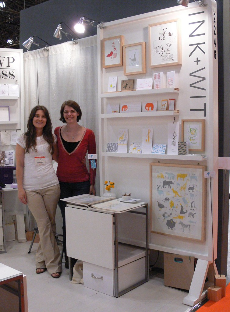 Shop Girl: Thoughts on The National Stationery Show