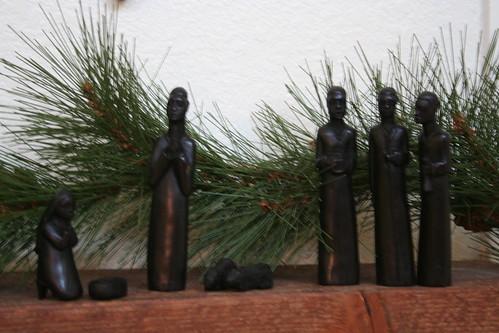 Mozambican nativity