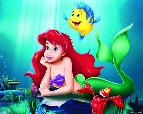 Ariel: La Sirena de The Little Mermaid
