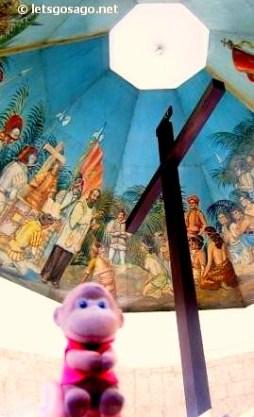 Sago in Cebu: Magellans Cross