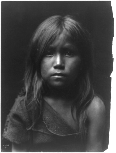 Young Hopi Girl (NOT MINE)