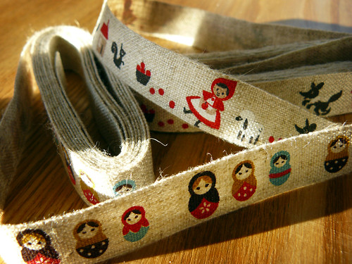 Japanese ribbon